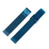 18 mm Milanaiseband Blau